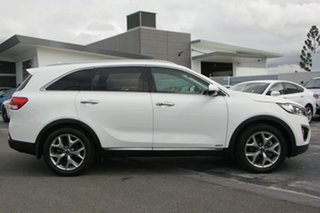 2016 Kia Sorento UM MY16 Platinum AWD White 6 Speed Sports Automatic Wagon.