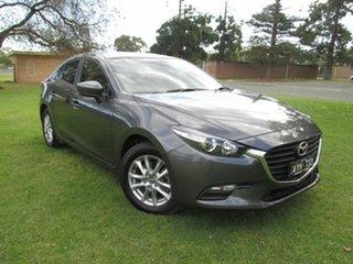 Mazda 3 NEO SPORT Grey 6 Speed Automatic Sedan.