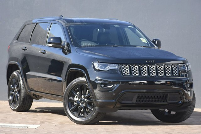 New Jeep Grand Cherokee WK MY19 Night Eagle, 2019 Jeep Grand Cherokee WK MY19 Night Eagle Diamond Black Crystal 8 Speed Sports Automatic Wagon