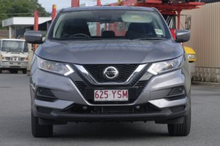 2018 Nissan Qashqai J11 Series 2 ST X-tronic Gun Metallic 1 Speed Constant Variable Wagon
