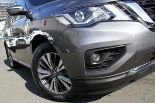 2019 Nissan Pathfinder R52 Series III MY19 ST+ X-tronic 2WD Gun Metallic 1 Speed Constant Variable.