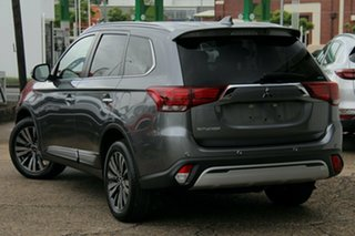 2019 Mitsubishi Outlander ZL MY20 Exceed AWD Titanium 6 Speed Constant Variable Wagon.