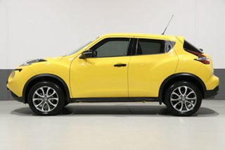 2016 Nissan Juke F15 Series 2 ST N-TEC (FWD) Yellow Continuous Variable Wagon
