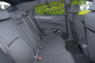2019 Honda Civic 10th Gen MY19 VTi Platinum White 1 Speed Constant Variable Hatchback