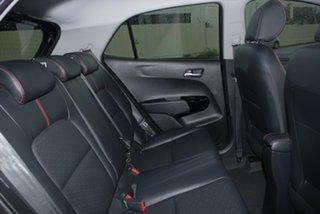 2018 Kia Picanto JA MY18 GT-Line Aurora Black 4 Speed Automatic Hatchback