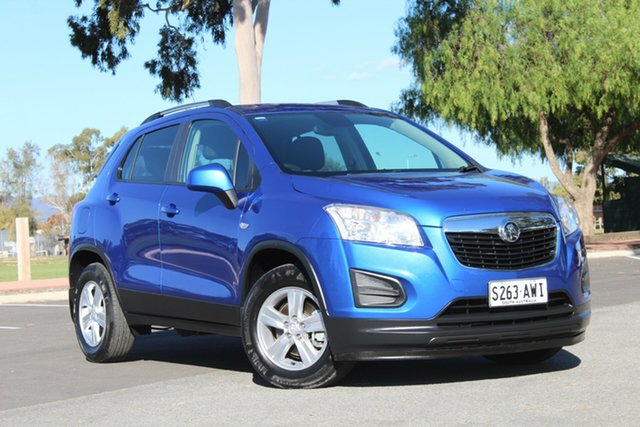 Used Holden Trax TJ MY14 LS, 2013 Holden Trax TJ MY14 LS Blue 6 Speed Automatic Wagon