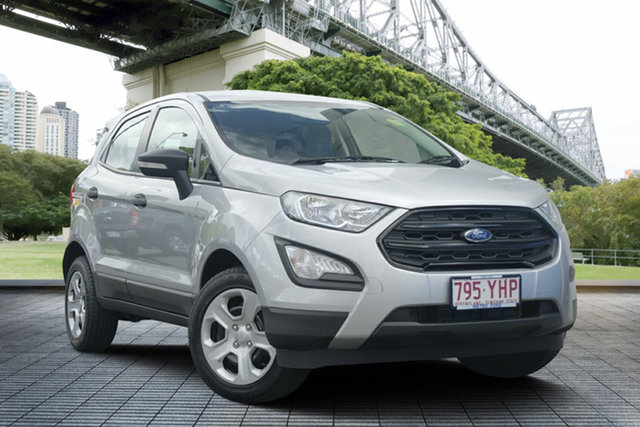 Used Ford Ecosport BL Ambiente, 2018 Ford Ecosport BL Ambiente Silver 6 Speed Automatic Wagon