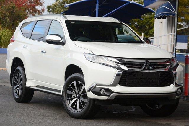 New Mitsubishi Pajero Sport QE MY19 GLS, 2019 Mitsubishi Pajero Sport QE MY19 GLS White 8 Speed Sports Automatic Wagon