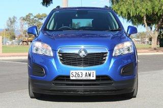 2013 Holden Trax TJ MY14 LS Blue 6 Speed Automatic Wagon.
