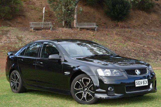 Used Holden Commodore VE II SV6, 2011 Holden Commodore VE II SV6 Black 6 Speed Sports Automatic Sedan