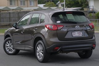 2014 Mazda CX-5 KE1022 Maxx SKYACTIV-Drive AWD Sport Silver 6 Speed Sports Automatic Wagon.