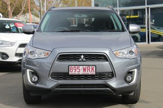 2016 Mitsubishi ASX XB MY15.5 LS 2WD Titanium Grey 6 Speed Constant Variable Wagon