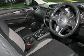 2015 Nissan Qashqai J11 ST Silver 1 Speed Constant Variable Wagon
