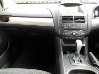 2008 Ford Falcon FG XT Silver 4 Speed Sports Automatic Sedan