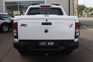 2015 Holden Colorado RG MY16 Z71 Crew Cab White 6 Speed Sports Automatic Utility