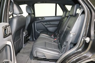 2015 Ford Everest UA Titanium Black 6 Speed Automatic Wagon