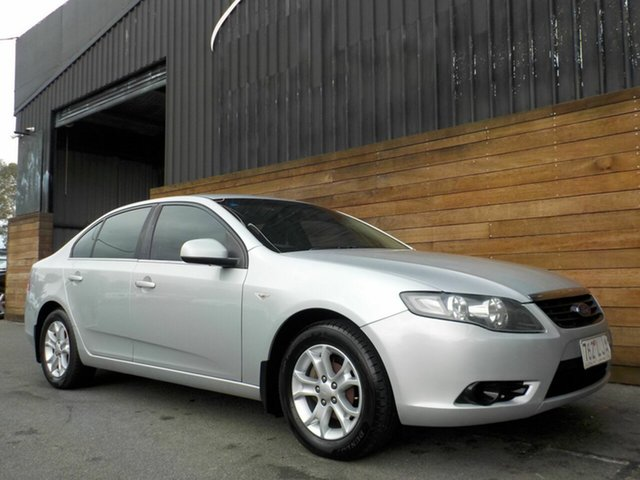 Used Ford Falcon FG XT, 2008 Ford Falcon FG XT Silver 4 Speed Sports Automatic Sedan