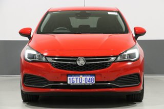2017 Holden Astra BK MY17.5 RS Red 6 Speed Manual Hatchback.