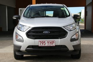 2018 Ford Ecosport BL 2018.75MY Ambiente Silver 6 Speed Automatic Wagon