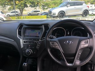 2017 Hyundai Santa Fe DM5 MY18 Elite Platinum Silver 6 Speed Sports Automatic Wagon