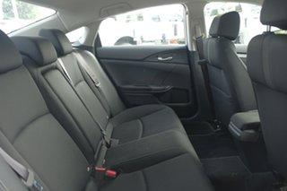 2018 Honda Civic 10th Gen MY18 VTi-S White Orchid 1 Speed Constant Variable Sedan