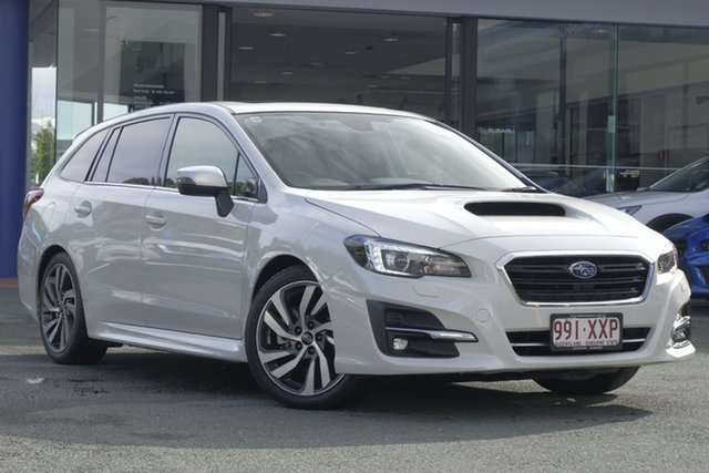 Used Subaru Levorg V1 MY18 1.6 GT CVT AWD Premium, 2017 Subaru Levorg V1 MY18 1.6 GT CVT AWD Premium White Crystal 6 Speed Constant Variable Wagon