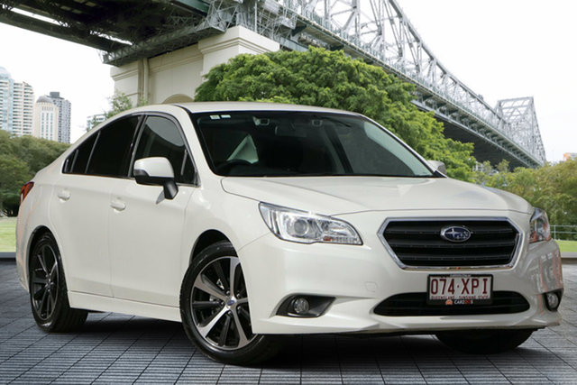 Used Subaru Liberty  , B6 MY17 2.5I SEDAN 4DR CVT 6SP AWD