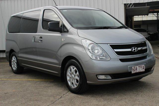 Used Hyundai iMAX TQ-W MY13 , 2013 Hyundai iMAX TQ-W MY13 Silver 4 Speed Automatic Wagon
