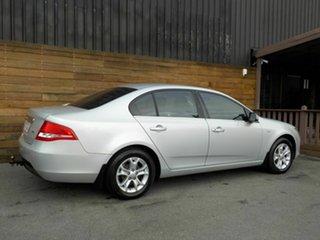2008 Ford Falcon FG XT Silver 4 Speed Sports Automatic Sedan.