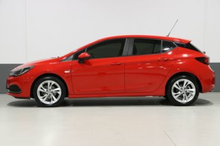 2017 Holden Astra BK MY17.5 RS Red 6 Speed Manual Hatchback