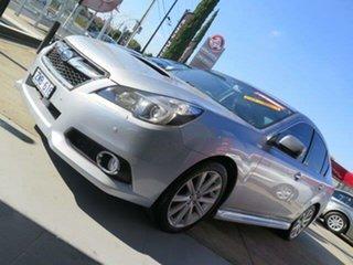 2013 Subaru Liberty B5 MY13 GT AWD Premium Silver 5 Speed Sports Automatic Sedan.