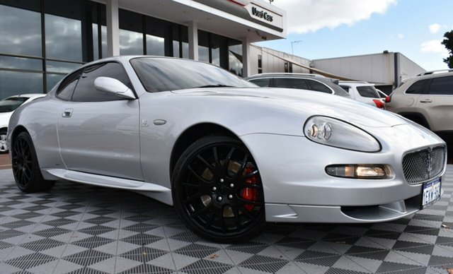 Used Maserati GRANSPORT M138 Cambiocorsa, 2006 Maserati GRANSPORT M138 Cambiocorsa Silver 6 Speed Sports Automatic Single Clutch Coupe