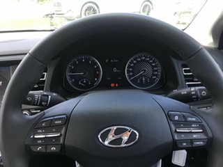 2019 Hyundai Elantra AD.2 MY19 Active Phantom Black Pearl 6 Speed Sports Automatic Sedan
