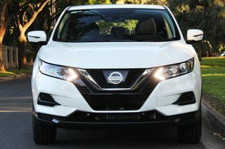 2015 Nissan Qashqai J11 ST Silver 1 Speed Constant Variable Wagon.