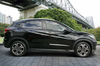 2015 Honda HR-V MY15 VTi-L Black 1 Speed Constant Variable Hatchback.