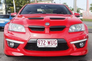 2011 Holden Special Vehicles ClubSport E Series 3 MY12 R8 Red 6 Speed Manual Sedan
