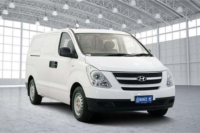 Used Hyundai iLOAD TQ2-V MY15 , 2014 Hyundai iLOAD TQ2-V MY15 White 5 Speed Automatic Van
