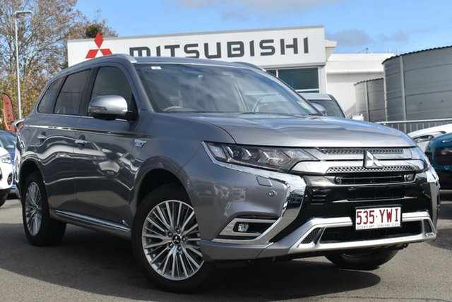 Demo Mitsubishi Outlander ZL MY19 PHEV AWD, 2019 Mitsubishi Outlander ZL MY19 PHEV AWD Titanium Automatic Wagon