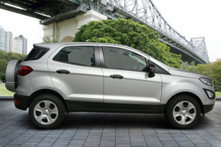 2018 Ford Ecosport BL 2018.75MY Ambiente Silver 6 Speed Automatic Wagon.