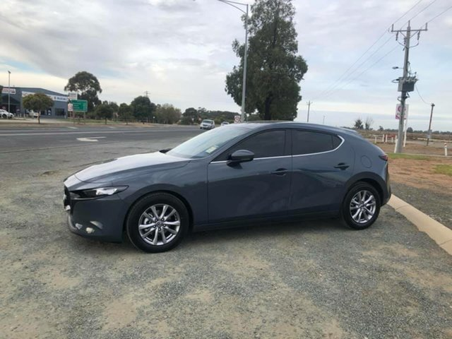 Demo Mazda 3  , Mazda 3 G20 PURE Grey 6 Speed Automatic Hatchback