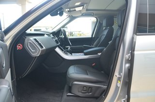 2018 Land Rover Range Rover Sport L494 HSE Indus Silver 8 Speed Automatic SUV.