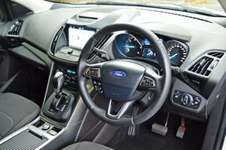 2018 Ford Escape ZG 2018.75MY Trend PwrShift AWD Frozen White 6 Speed Sports Automatic Dual Clutch