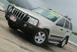 2008 Jeep Grand Cherokee WH MY2007 Laredo Gold 5 Speed Automatic Wagon