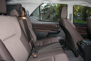 2019 Toyota Fortuner GUN156R GX Silver Sky 6 Speed Automatic Wagon