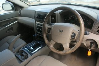 2008 Jeep Grand Cherokee WH MY2007 Laredo Gold 5 Speed Automatic Wagon.