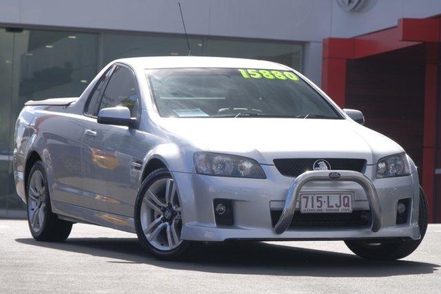 Used Holden Ute VE SV6 60th Anniversary, 2008 Holden Ute VE SV6 60th Anniversary Silver 5 Speed Sports Automatic Utility