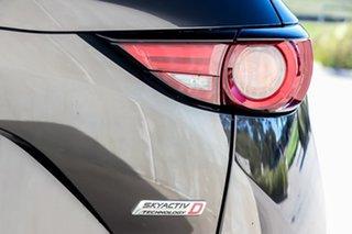 2018 Mazda CX-5 KF4W2A GT SKYACTIV-Drive i-ACTIV AWD Titanium Flash 6 Speed Sports Automatic Wagon