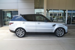 2018 Land Rover Range Rover Sport L494 HSE Indus Silver 8 Speed Automatic SUV