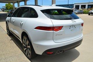 2017 Jaguar F-PACE X761 R-Sport Fuji White 8 Speed Automatic SUV.
