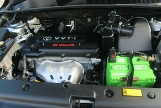 2007 Toyota RAV4 ACA33R CV Silver 4 Speed Automatic Wagon